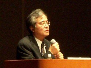 坂村健先生