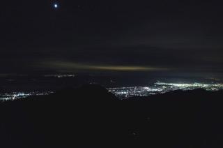 あづみの夜景