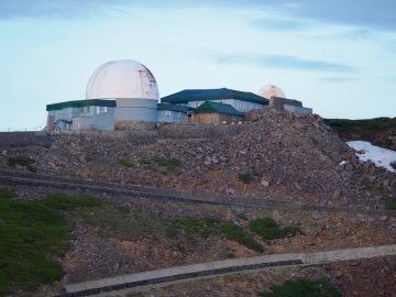 旧東大コロナ観測所