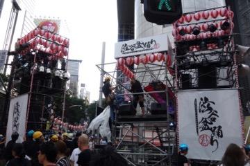渋谷盆踊り