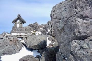 白馬岳神社