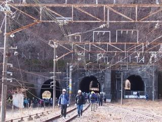 旧熊ノ平駅 第4号トンネル