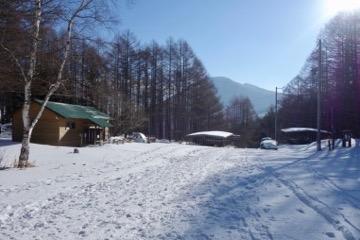 湯ノ丸キャンプ場