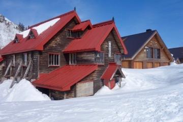 旧栂池小屋