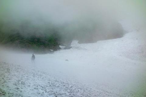 白馬大雪渓
