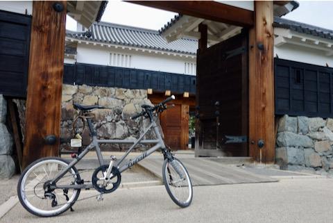 松本城 二の門